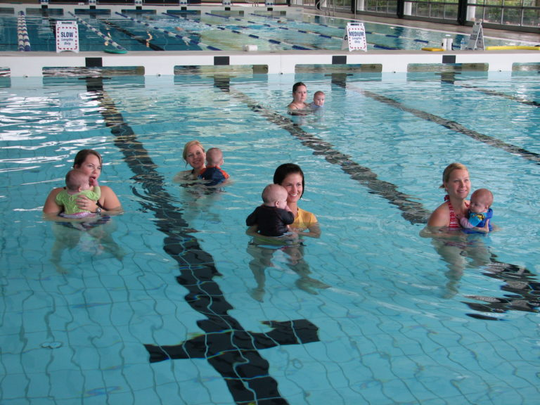 Mom & Baby Aquafit Instructor Training